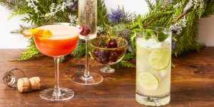 Holiday Cocktails To Put Some Extra Cheer In Your Season