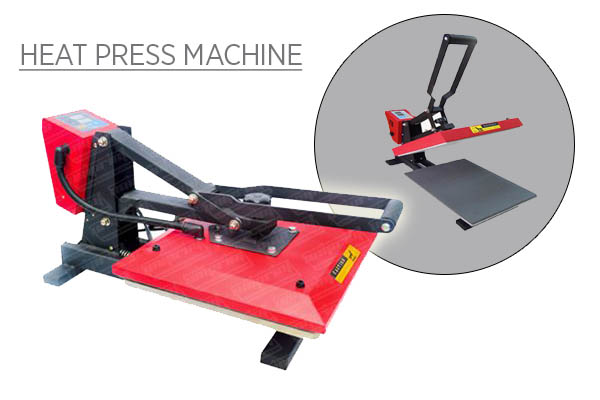 The Top 4 Reasons to Use a Heat Press Machine At Home