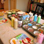 Christmas Cookie Decorating Party - Vegan Sugar Cookie Recipe