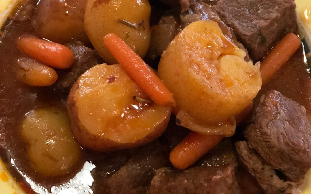 Hunter's Beef Stew