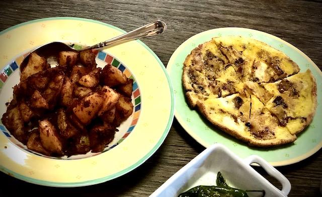 Torta – Spanish Omelette