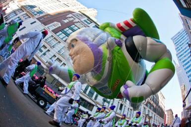 The Macy's Thanksgiving Day Parade View Tips