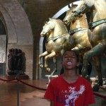 St. Mark's Bronze horses