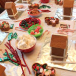 Gingerbread House & Cookie Decorating Party - Vegan Gingerbread Recipe