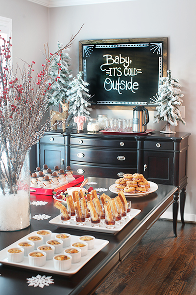 Christmas Brunch with FREE Recipes!