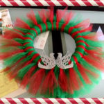 DIY Christmas Wreath for Under $10