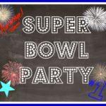Super Bowl Snack Recipes