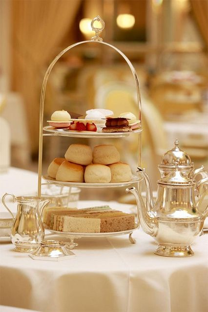 Mother's Day Tea Party – FREE Recipes