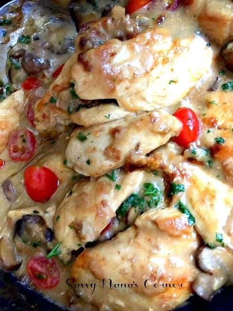 The Best Chicken Marsala Recipe
