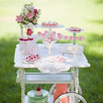 Vintage Rose Garden Tea Party