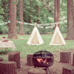 Backyard Camping Party - FREE Printables