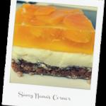 Mango Cream Cheese Cake