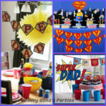10 Father's Day Party Ideas - FREE Printables