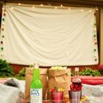 Outdoor Movie Night - FREE Printables