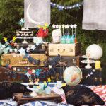 Star Gazing Party - DIY Tutorials & FREE Printables