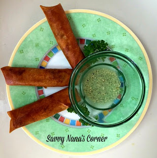 Fried Lumpia – Filipino Egg Rolls – Recipe