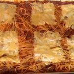 Easy Spaghetti Casserole