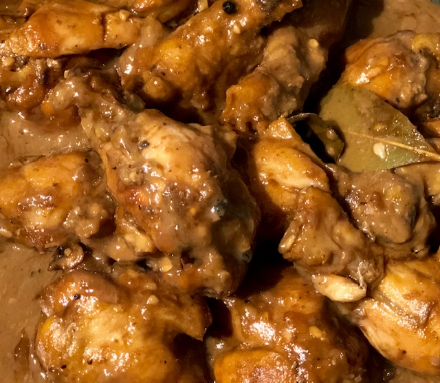 Authentic Filipino Recipe – Chicken Adobo