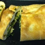 Stromboli - Chicken/Spinach/Broccoli