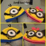 Minion Hats - FREE Pattern