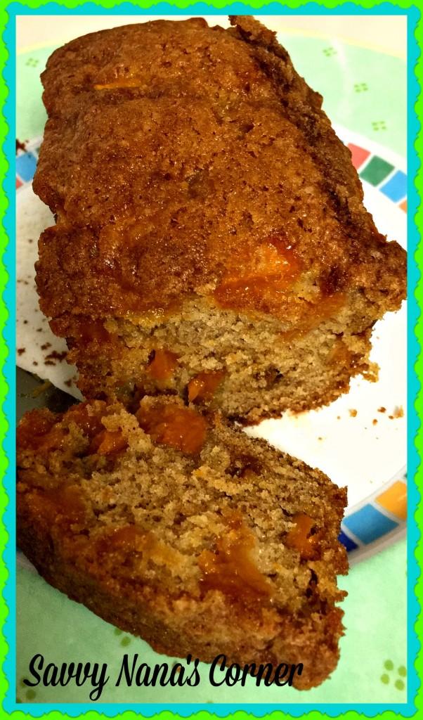 Savvy Nana's Ono Mango Bread