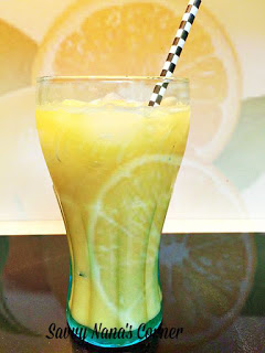 "Copycat ""Orange Bang"" Drink"