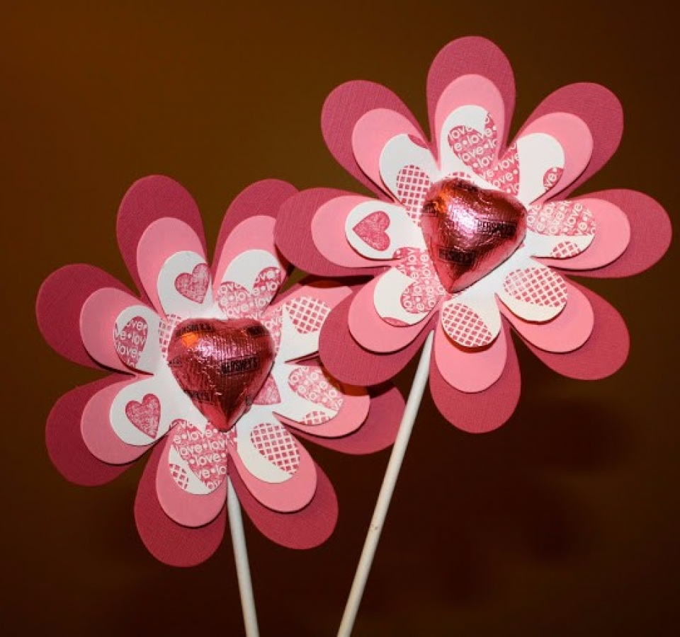 Valentine Crafts & Treats