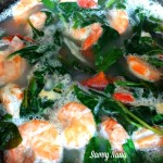 Shrimp in Sour Soup