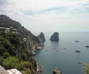 Capri Shore Excursion on Your Own!
