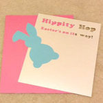 Easter Paper Crafts for the Entire Family - Free Templates
