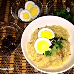 Chicken Arroz Caldo - Filipino Comfort Food