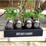DIY Kitchen Garden for Mother's Day