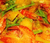 Shrimp Cooked in Coconut Milk – Ginataang Hipon Recipe!!!