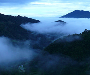 The Mystical Banaue Rice Terraces
