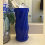 How to Upcycle Cheap Glass Vases