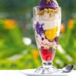 """Halo-Halo "" Filipino Iced Mixed Fruit Dessert"