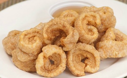 Chicharon (Crispy Pork Rinds)