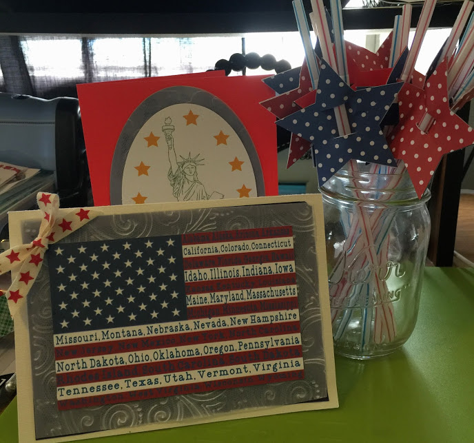 4th. of July Craft Ideas – Free Templates & Printables