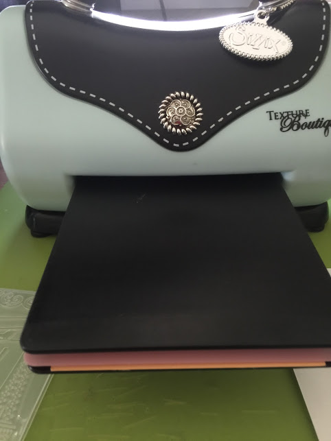 Sizzix Texture Boutique – Handy Embossing Tool