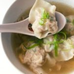 Pancit Molo (Filipino Wanton Soup) Recipe!!!