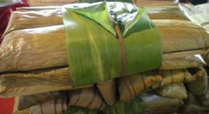 Suman Malagkit  (Sticky Rice Roll in Banana Leaves) Recipe!!!