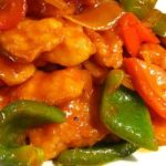 Fish Fillet with Sweet & Sour Sauce (Filipino Style)
