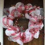 DIY Wreaths and other Christmas Door Decor