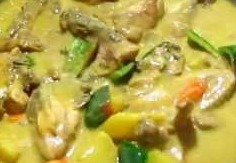 Chicken Curry (Filipino Style) Recipe!!!