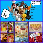 6 April Kids' Birthday Party Ideas - FREE Printable