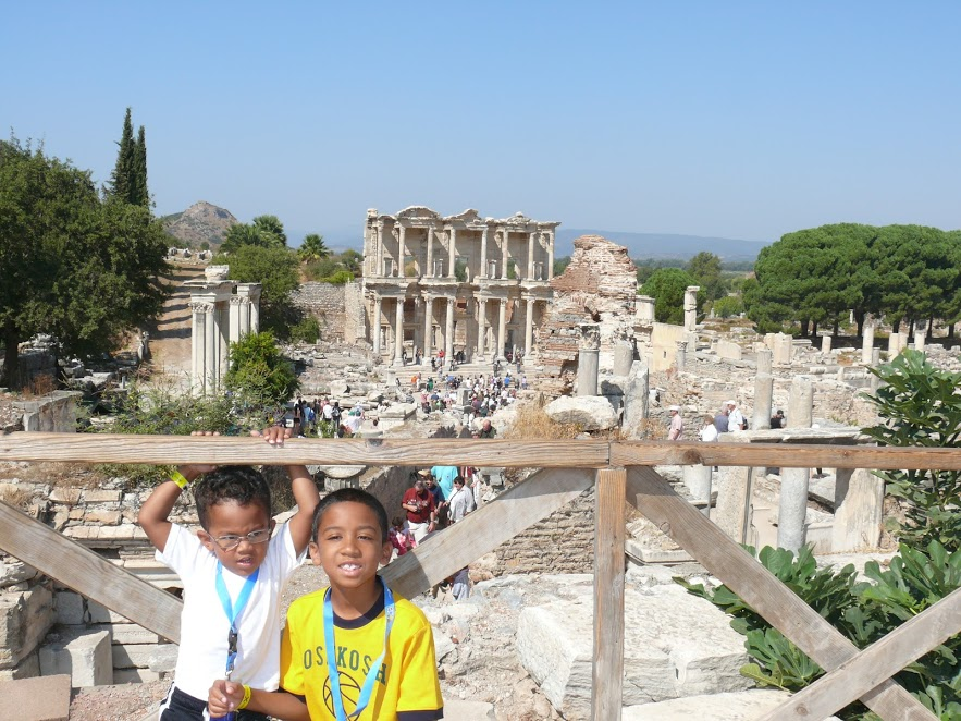 Kusadasi With Kids – Top 4 Family Friendly Activities
