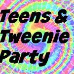 6 Teens & Tweens Girl's Party Ideas
