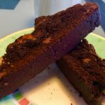 Triple Chocolate Biscotti