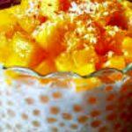 Mango Sago Desert Recipe!!!