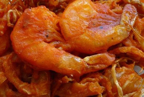 Ukoy (Filipino Shrimp Fritters) Recipe!